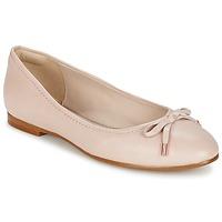 Cipők Női Balerina cipők / babák Clarks GRACE LILY Rózsaszín
