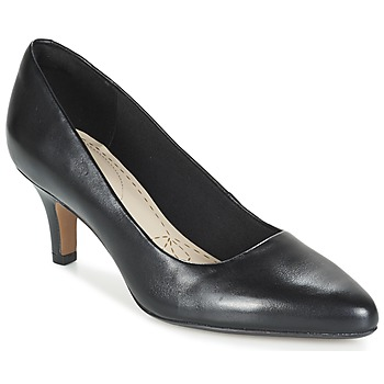 Cipők Női Félcipők Clarks ISIDORA FAYE Fekete
