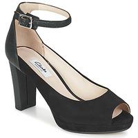 Cipők Női Szandálok / Saruk Clarks KENDRA ELLA Fekete