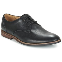 Shoes Férfi Oxford cipők Clarks BROYD WALK Fekete