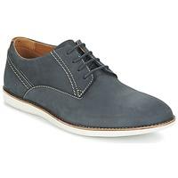 Cipők Férfi Oxford cipők Clarks FRANSON PLAIN Kék