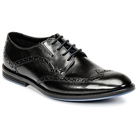 Cipők Férfi Oxford cipők Clarks PRANGLEY LIMIT Fekete
