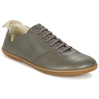 Shoes Oxford cipők El Naturalista EL VIAJERO FLIDSU Szürke