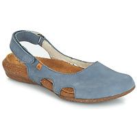 Cipők Női Szandálok / Saruk El Naturalista WAKATAUA Kék