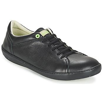 Cipők Férfi Rövid szárú edzőcipők El Naturalista METEO Fekete