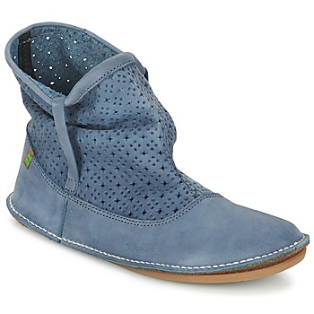 Cipők Női Csizmák El Naturalista FORMENTERA Kék
