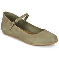 Shoes Női Balerina cipők / babák El Naturalista STELLA Szürke / Keki