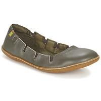 Shoes Női Balerina cipők / babák El Naturalista EL VIAJERO Szürke