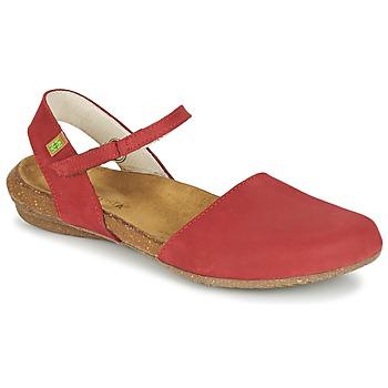 Shoes Női Szandálok / Saruk El Naturalista WAKATAUA Piros