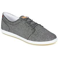 Shoes Férfi Rövid szárú edzőcipők Lafeyt DERBY CHAMBRAY Szürke