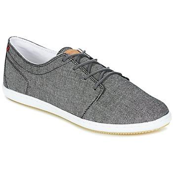 Cipők Férfi Rövid szárú edzőcipők Lafeyt DERBY CHAMBRAY Szürke