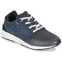 Cipők Férfi Rövid szárú edzőcipők Levi's BLACK TAB RUNNER Kék