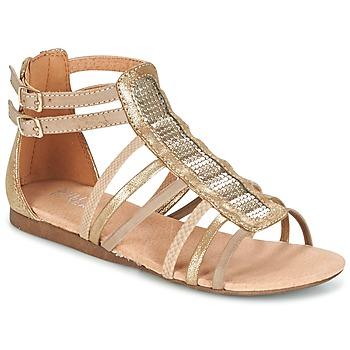 Shoes Lány Szandálok / Saruk Bullboxer JEZIANA Arany