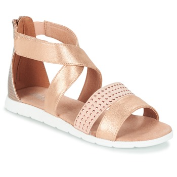 Cipők Lány Szandálok / Saruk Bullboxer MELONILE Rózsaszín