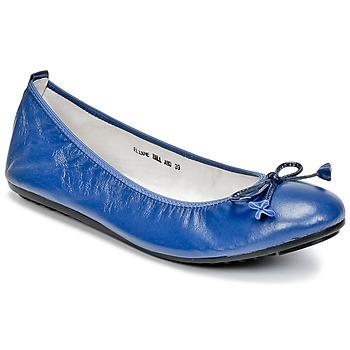 Cipők Női Balerina cipők / babák Mac Douglas ELIANE Kék