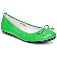 Cipők Női Balerina cipők / babák Mac Douglas ELIANE Zöld