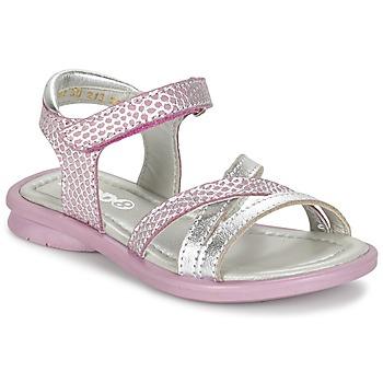 Cipők Lány Szandálok / Saruk Mod'8 JELGUY2 Rózsaszín