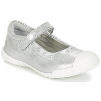 Cipők Lány Balerina cipők  Mod'8 PRISCA Ezüst