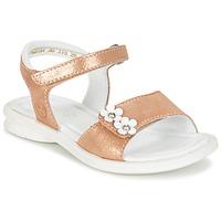 Cipők Lány Szandálok / Saruk Mod'8 JANAH Arany