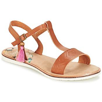 Shoes Női Szandálok / Saruk Coolway MONKY Barna