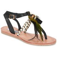 Cipők Női Szandálok / Saruk Coolway MELROSE Fekete