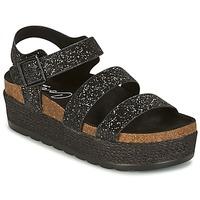 Shoes Női Szandálok / Saruk Coolway CUMBIA Fekete