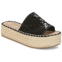 Cipők Női Papucsok Coolway BORABORA Fekete