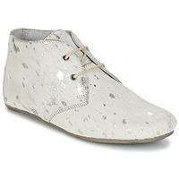 Cipők Női Csizmák Maruti GIMLET Fehér / Ezüst