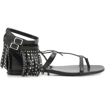 Cipők Női Szandálok / Saruk Saint Laurent 416400 B3400 1000 nero