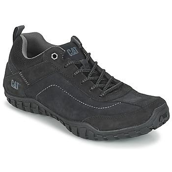 Cipők Férfi Rövid szárú edzőcipők Caterpillar ARISE Fekete