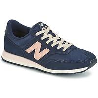 Shoes Női Rövid szárú edzőcipők New Balance CW620 Tengerész