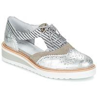 Cipők Női Oxford cipők Regard RYXA Ezüst