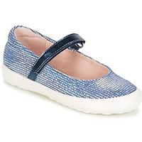Cipők Lány Balerina cipők / babák Acebo's SIULO Tengerész