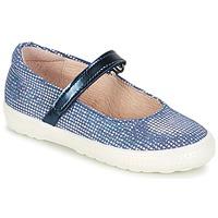 Cipők Lány Balerina cipők  Acebo's SIULO Tengerész