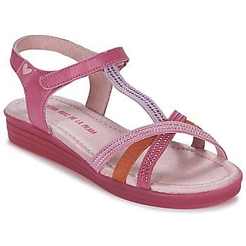 Cipők Lány Szandálok / Saruk Agatha Ruiz de la Prada BINETTE Rózsaszín