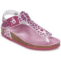 Cipők Lány Szandálok / Saruk Agatha Ruiz de la Prada BOUDOU Rózsaszín
