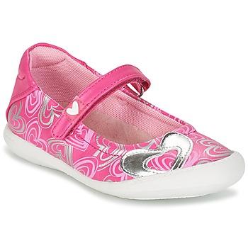 Cipők Lány Balerina cipők / babák Agatha Ruiz de la Prada BALOIN Rózsaszín