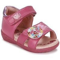 Cipők Lány Szandálok / Saruk Agatha Ruiz de la Prada BOUTICHEK Rózsaszín
