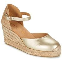 Cipők Női Szandálok / Saruk Unisa CACERES Ezüst