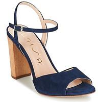 Shoes Női Szandálok / Saruk Unisa WATU Tengerész