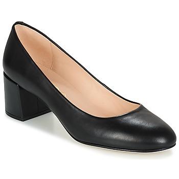 Shoes Női Félcipők Unisa KERMES Fekete