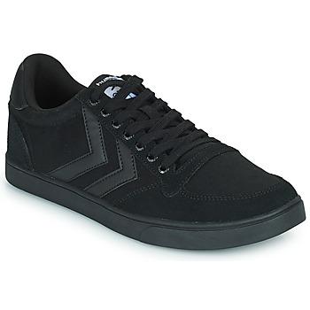 Cipők Rövid szárú edzőcipők Hummel TEN STAR TONAL LOW Fekete