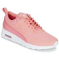 Shoes Női Rövid szárú edzőcipők Nike AIR MAX THEA W Rózsaszín