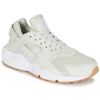Shoes Női Rövid szárú edzőcipők Nike AIR HUARACHE RUN SE W Szürke