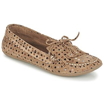 Shoes Női Mokkaszínek Ippon Vintage MOC POINTS Tópszínű