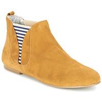Shoes Női Csizmák Ippon Vintage SUN FLYBOAT Okker-Cserszínű