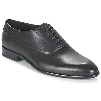 Cipők Férfi Bokacipők HUGO-Hugo Boss 50327201 Fekete