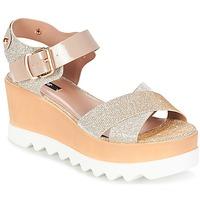 Cipők Női Szandálok / Saruk MTNG ROSTAC Bőrszínű
