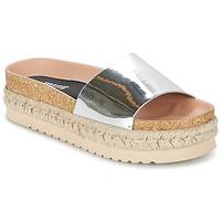 Cipők Női Papucsok MTNG MERCOL Ezüst