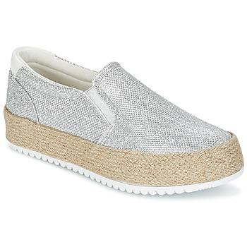 Cipők Női Belebújós cipők MTNG MAREN Ezüst